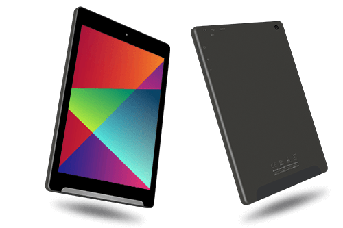 una Tablet Android